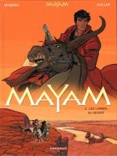 Mayam -2- Les larmes du désert