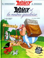 Astérix -32c2019- Astérix et la rentrée gauloise