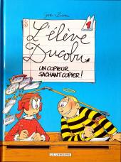 L'Élève Ducobu -1b2018- Un copieur sachant copier !