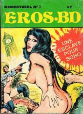 Eros.BD -3- Une esclave pour Soho