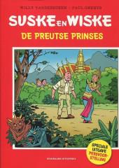Suske en Wiske - Hommage -4ES- De preutse prinses