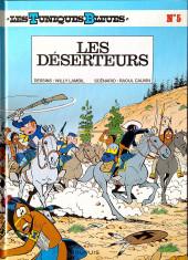 Les tuniques Bleues -5c2018- Les déserteurs