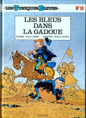 Les tuniques Bleues -13c2017- Les bleus dans la gadoue
