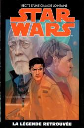 Star Wars - Récits d'une galaxie lointaine -33- La légende retrouvée