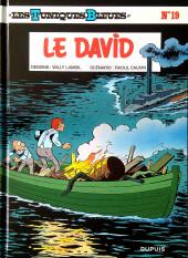 Les tuniques Bleues -19c2013- Le David