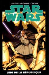 Star Wars - Récits d'une galaxie lointaine -34- Jedi de la République