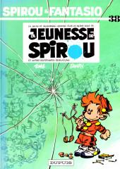 Spirou et Fantasio -38a1989- La jeunesse de Spirou