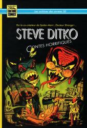 Steve Ditko - Les archives des années 50 -3- Steve Ditko Contes horrifiques 1954