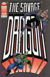 Savage Dragon Vol.2 (The) (Image comics - 1993) -5- Issue 5