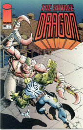 Savage Dragon Vol.2 (The) (Image comics - 1993) -10- Sans titre