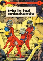 Yoko Tsuno (en néerlandais) -1a1974- Trio in het onbekende