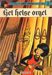 Yoko Tsuno (en néerlandais) -2- Het helse orgel