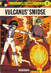 Yoko Tsuno (en néerlandais) -3- Vulcanus' smidse