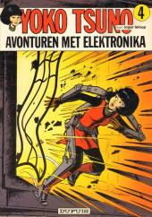 Yoko Tsuno (en néerlandais) -4- Avonturen met elektronika