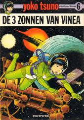 Yoko Tsuno (en néerlandais) -6- De 3 zonnen van Vinea