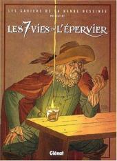 (DOC) Les Cahiers de la Bande Dessinée  -3- Les sept vies de l'épervier