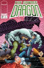 Savage Dragon Vol.2 (The) (Image comics - 1993) -24- Gang War - Part 1 of 3