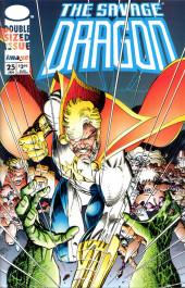 Savage Dragon Vol.2 (The) (Image comics - 1993) -25- Gang War - Part 2 of 3