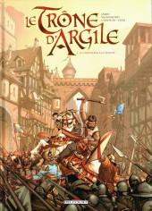 Le trône d'Argile -1a2009- Le chevalier à la hache