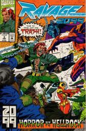Ravage 2099 (Marvel comics - 1992) -3- Horror At Hellrock