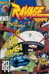 Ravage 2099 (Marvel comics - 1992) -6- Dogfight Over NYC!