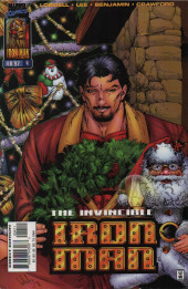 Iron Man Vol.2 (Marvel Comics - 1996) -4VC- Bring Me The Head Of The Hulk!