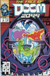 Doom 2099 (Marvel comics - 1993) -6- The Face of Doom 2099