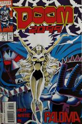 Doom 2099 (Marvel comics - 1993) -7- Her Name Is... Paloma