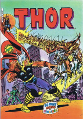 Thor (2e Série - Arédit Flash Nouvelle Formule) -10- Midgard en flammes