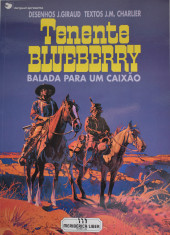 Blueberry (en portugais) (Uma aventura do Tenente) -15- Balada para um Caixão