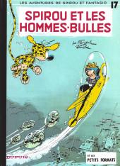 Spirou et Fantasio -17b2003- Spirou et les hommes-bulles