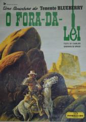 Blueberry (en portugais) (Uma aventura do Tenente) -16- O Fora-da-lei