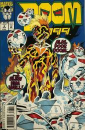 Doom 2099 (Marvel comics - 1993) -8- Emperor of the Mind