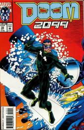 Doom 2099 (Marvel comics - 1993) -10- Breakdown