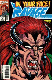 Ravage 2099 (Marvel comics - 1992) -10- In Your Face!
