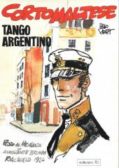 Corto Maltese (diverses éditions en portugais) -10- Tango argentino