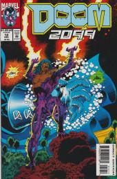 Doom 2099 (Marvel comics - 1993) -12- Fire and Reign