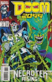 Doom 2099 (Marvel comics - 1993) -13- Necrotek Rising!