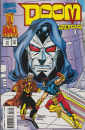 Doom 2099 (Marvel comics - 1993) -14- The Anvil or The Hammer: Chapter Four of The Fall Of The Hammer