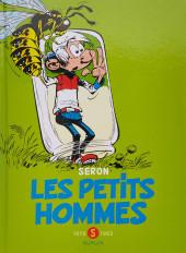 Les petits hommes -INT05a- Intégrale 1979-1982