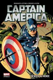 Captain America (Marvel Deluxe - 2019) -2- Un nouveau monde