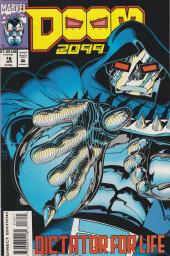 Doom 2099 (Marvel comics - 1993) -16- Dictator For Life