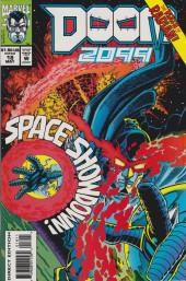 Doom 2099 (Marvel comics - 1993) -18- Space Showdown!
