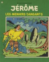 Jérôme -50- Les menhirs dansants