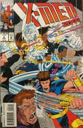 X-Men 2099 (Marvel comics - 1993) -2- Synge City Blues