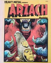 Arzach (en anglais) - Arzach