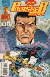 Punisher 2099 (Marvel comics - 1993) -13- The Fall of the Hammer part 5 of 5