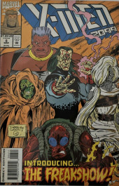 X-Men 2099 (Marvel comics - 1993) -6- Introducing... The Freakshow!