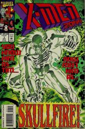 X-Men 2099 (Marvel comics - 1993) -7- You know him as Tim. . .Now meet him as Skullfire!