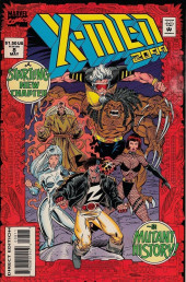 X-Men 2099 (Marvel comics - 1993) -8- Ghost Winds